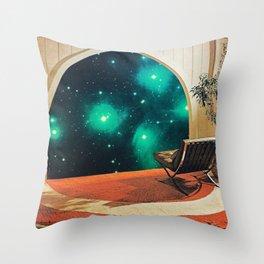 'Future Interiors' Throw Pillow