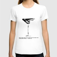 wine T-shirts featuring Wine by Rothko