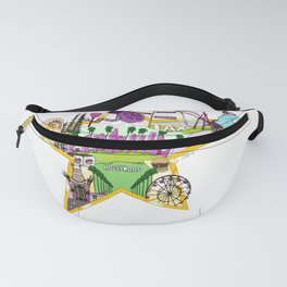 L.A. is the Way! Fanny Pack