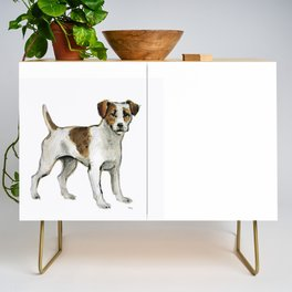 Jack Russell Terrier Credenza