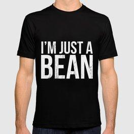 I Am Just A Bean Halloween Christmas Costume T-shirt