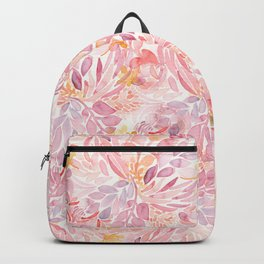 Pastel Flowers Backpack