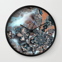 Salt of the Soul Wall Clock