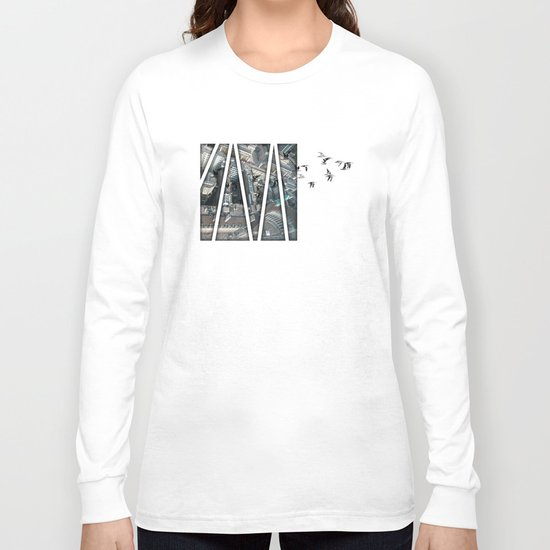 defection Long Sleeve T-shirt