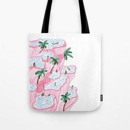 Pamukkale Tote Bag