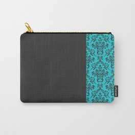 NEON DAMASK #1 Carry-All Pouch