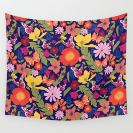 Pollinator Wall Tapestry