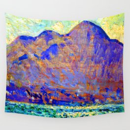 Childe Hassam Mount Beacon Wall Tapestry
