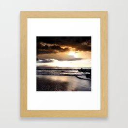 Rhythm of the Island Framed Art Print