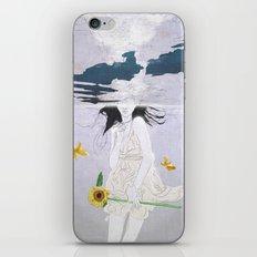 water planet iPhone & iPod Skin