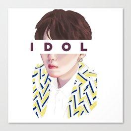 Idol vs02 Canvas Print