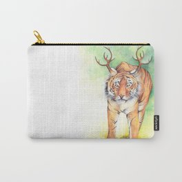 What If...?? Tigers Had Antlers! Carry-All Pouch