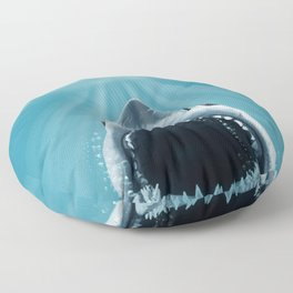 Save Ducky Floor Pillow