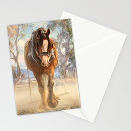 The Clydesdale Stationery Cards