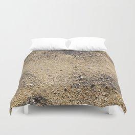 Texture #5 Sand Duvet Cover