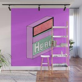 Heal! Wall Mural