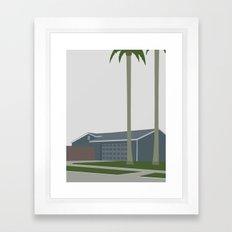 NABOSKAB Framed Art Print