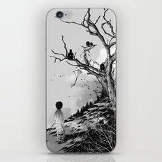 Welcome, Stranger! iPhone & iPod Skin