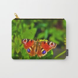 The Peacock butterfly Carry-All Pouch