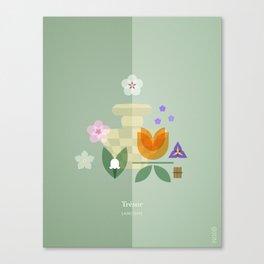 FRAGRANCES / Trésor - LANCÔME Canvas Print