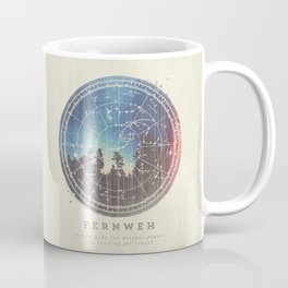 Fernweh Vol 3 Coffee Mug
