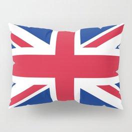 Union Jack Pillow Sham