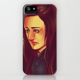 In the Flesh - Jem Walker iPhone Case