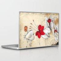 fairytale Laptop & iPad Skins featuring FairyTale by Natalie Pudalov