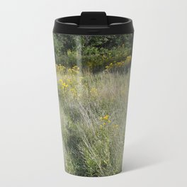 Field of Gold No.2 Metal Travel Mug