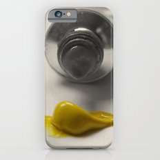 Painting Yellow #2 (Filtered) iPhone 6s Slim Case