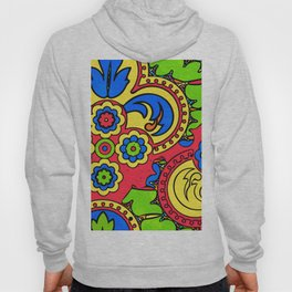 African Style No5 Hoody