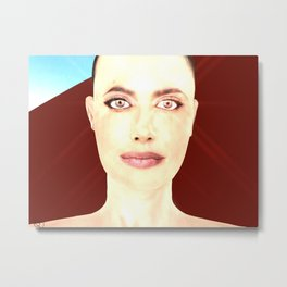 Angel Redy Metal Print