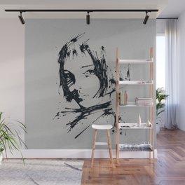 Splaaash Series - Talie Ink Wall Mural