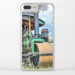 Marshall Steam Roller Clear iPhone Case