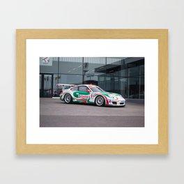 Porsche GT3 Framed Art Print