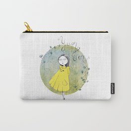 Yuan Wen  Carry-All Pouch
