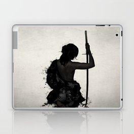 Female Samurai - Onna Bugeisha Laptop & iPad Skin