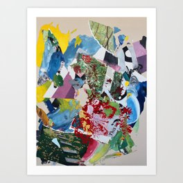 Interact (with your environment) Art Print