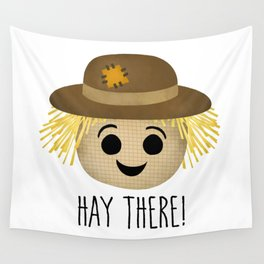 Hay There! Wall Tapestry