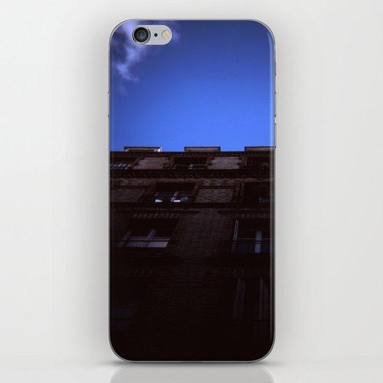 Holga Building iPhone & iPod Skin