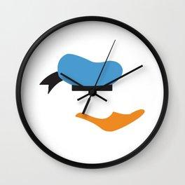 Donald Duck No. 2 Wall Clock