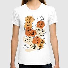 Faces 4 T-shirt