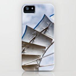 Prairie Pinwheel iPhone Case