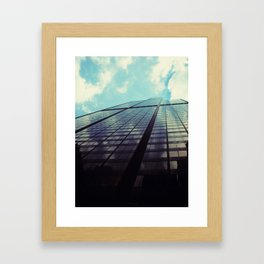 Willis Tower Framed Art Print