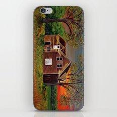 Old Farmhouse  iPhone & iPod Skin