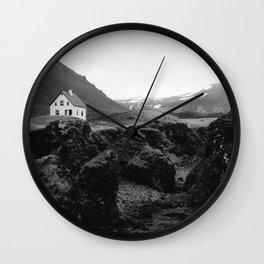 ANARSTAPI II Wall Clock