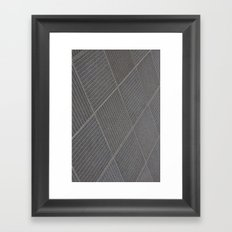 Dresden Pattern Framed Art Print