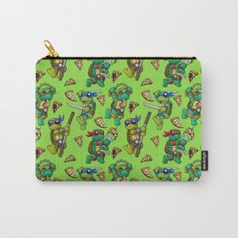 Pizza, Reptiles, and Ninjitsu Carry-All Pouch