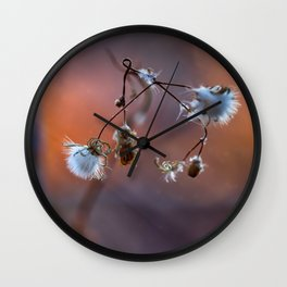 Stops the colors Wall Clock