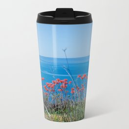 RED and BLUE Travel Mug
